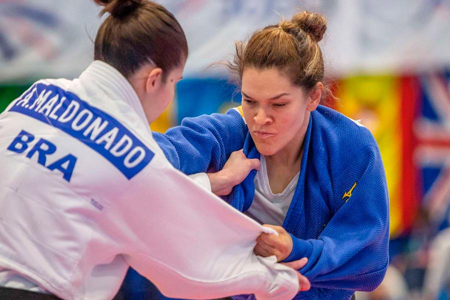Brasil conquista cinco medalhas no Grand Prix da Inglaterra e termina a disputa na quarta colocação