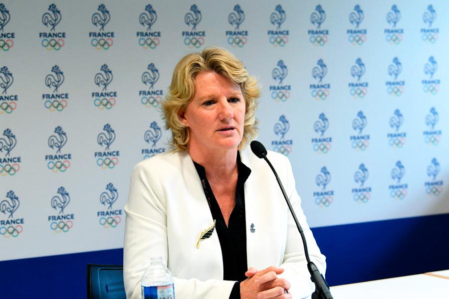 Primeira mulher é eleita presidente do Comitê Olímpico e Desportivo Nacional da França