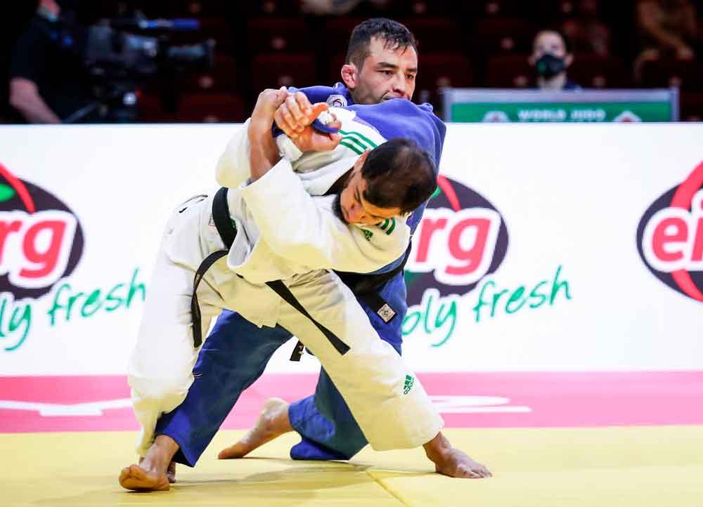 Judoca argelino desiste de competir em Tóquio para não enfrentar adversário israelense