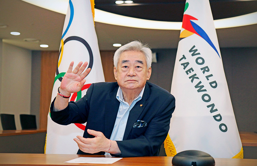 Presidente da World Taekwondo defende que a modalidade seja permanente no programa olímpico