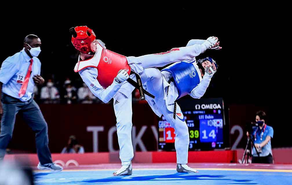 World Taekwondo enaltece a competição olímpica excepcional realizada em Tóquio