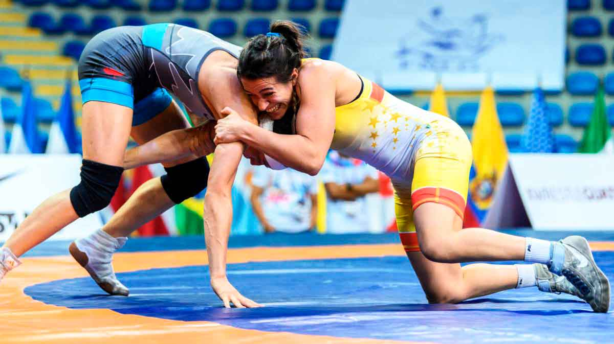 Campeonato Mundial de Wrestling terá seis brasileiros na disputa