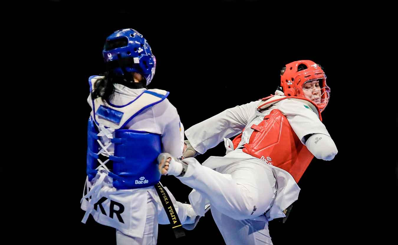 Débora Menezes conquista a medalha de prata e consagra campanha histórica do parataekwondo do Brasil