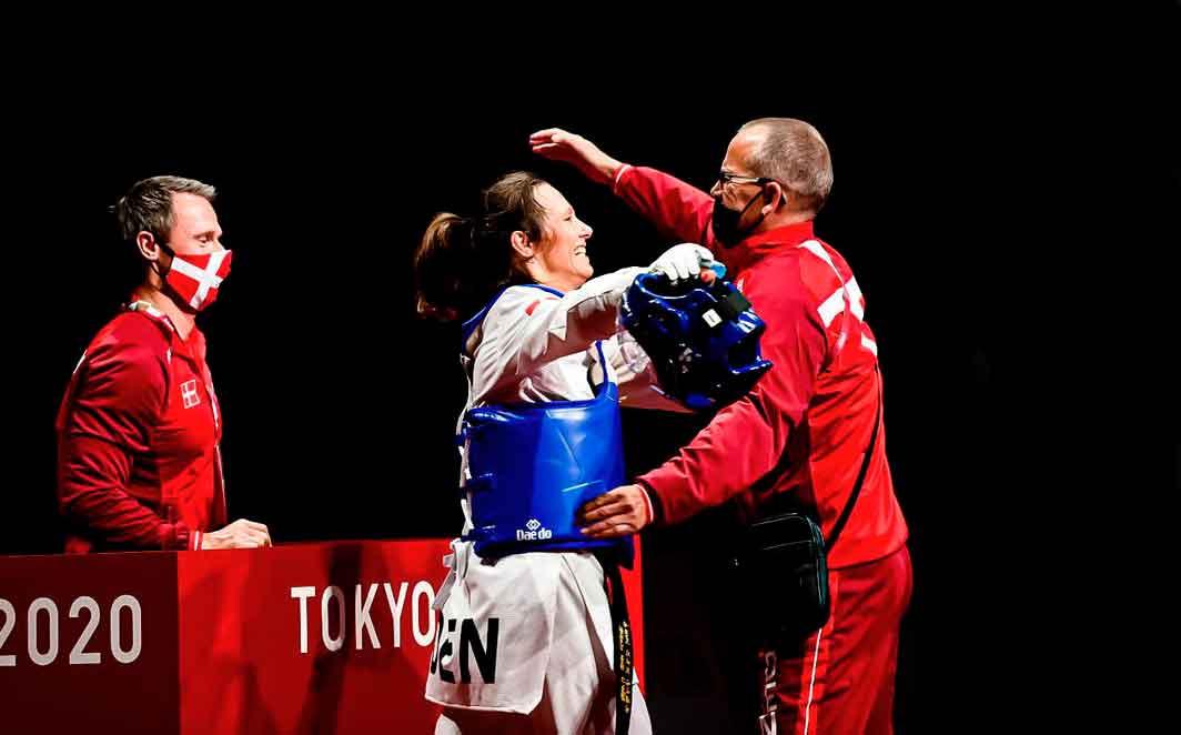 European Open de parataekwondo de 2021 será a primeira qualificação para Paris 2024