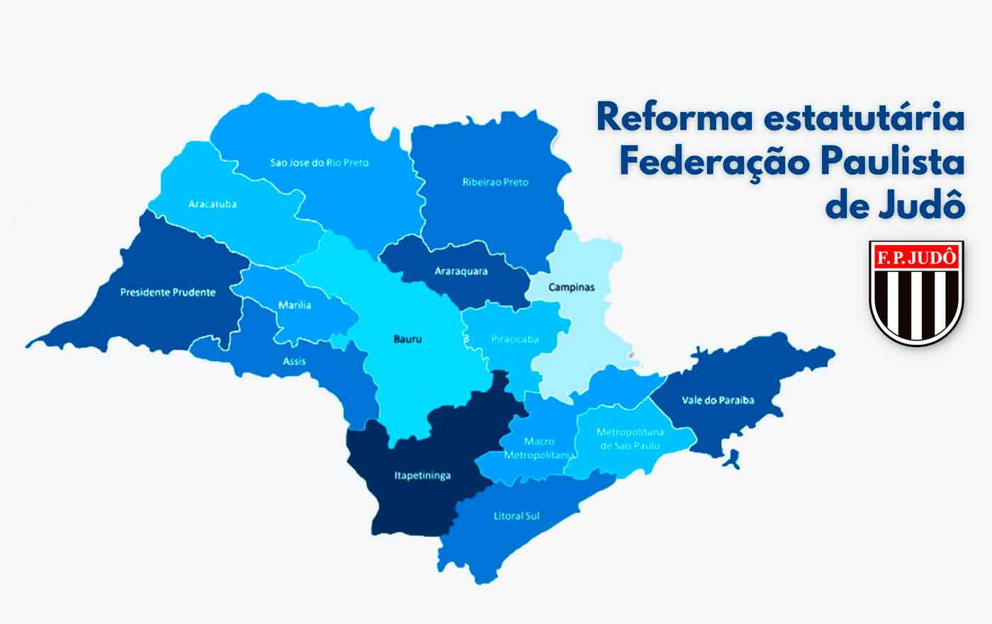Comitê de reforma estatutária dá início ao processo de readequação e modernização administrativa da FPJudô