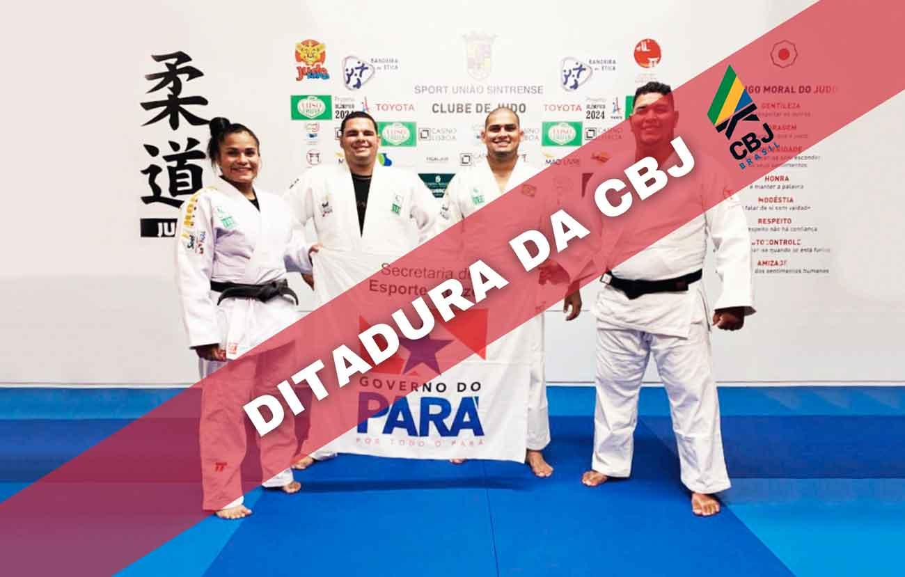 Prepotência de Sílvio Acácio Borges impede participação de judocas paraenses em torneio de Portugal